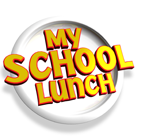 My School Lunch Logo